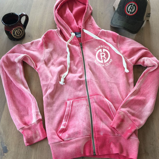 Limited Edition Zip Up Hoodie