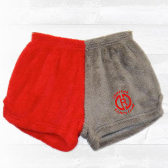 NEW Limited Edition Fuzzy Shorts