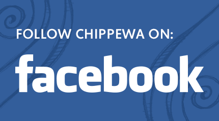 Follow Chippewa on Facebook