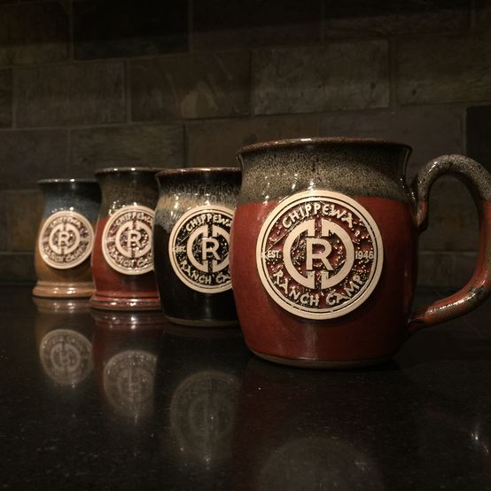 NEW CRC Mugs- 4 Pack
