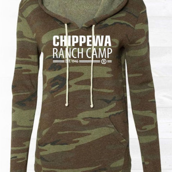NEW Limited Edition Camo Hoodie