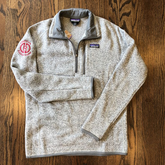 CRC Patagonia Better Sweater 1/4 Zip