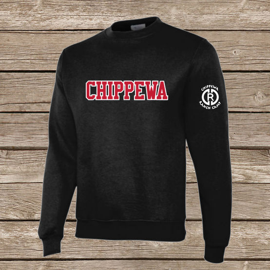 Chippewa Champion Crew Neck Sweatshirt