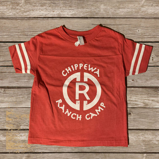 CRC Toddler Football Jersey Tee