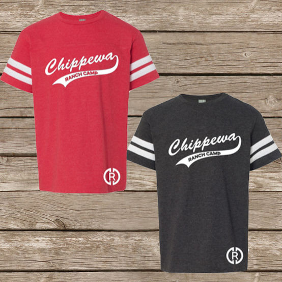 Chippewa Football Jersey Tee